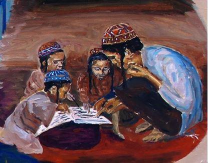 """תמונה של הרמב""""ם היומי כתרה של תורה"""