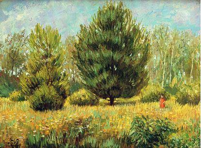 תמונה של המלך בשדה